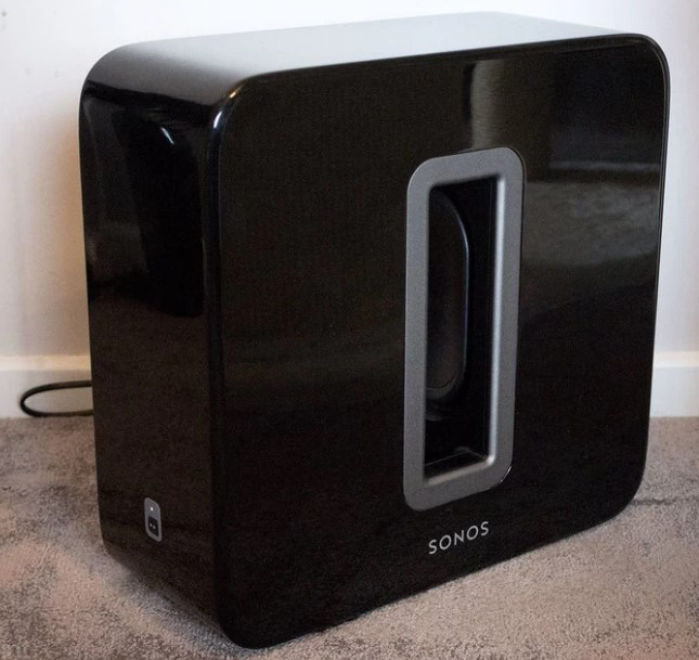 Sonos SUB Review   Wireless Subwoofer